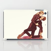 dancing iPad Cases featuring DANCING by FISHNONES