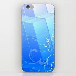 Kubik Ice iPhone Skin