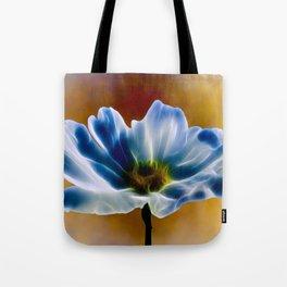 Blue Cosmos Tote Bag