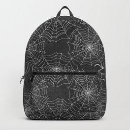Spider Webs Backpack