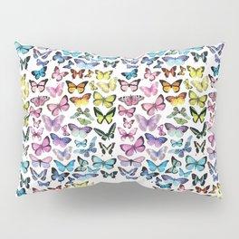 Butterfly Rainbow Pillow Sham