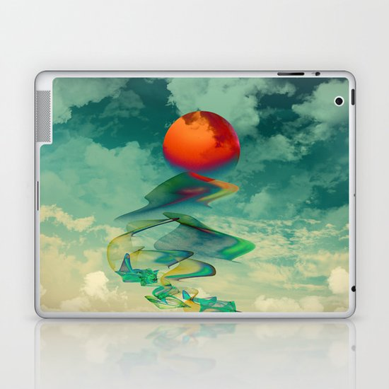 Reach the Sun! Laptop & iPad Skin