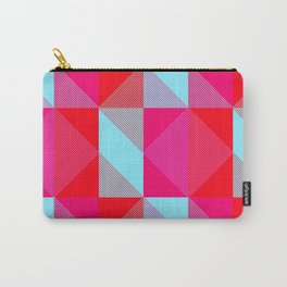 Orko Plaid Carry-All Pouch