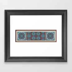 Blue Bayou Framed Art Print