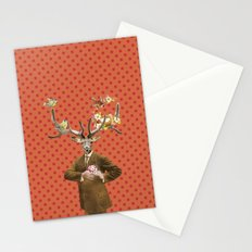 Monsieur Le Cerf Stationery Cards