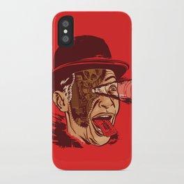 Reel Passion iPhone Case