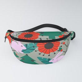 Jolly Christmas crew Fanny Pack