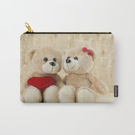 Teddies Love Carry-All Pouch