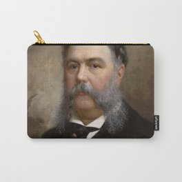 President Chester A. Arthur Painting Carry-All Pouch