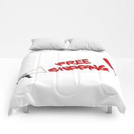 Free Shipping Megaphone Comforters