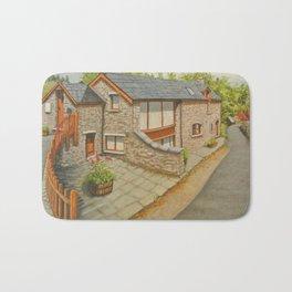 Bank Cottage, Talybont-on-Usk Bath Mat