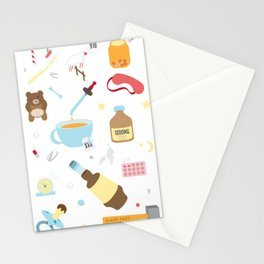 Sleeping tools Stationery Cards