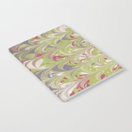 Marbled Pattern II Notebook