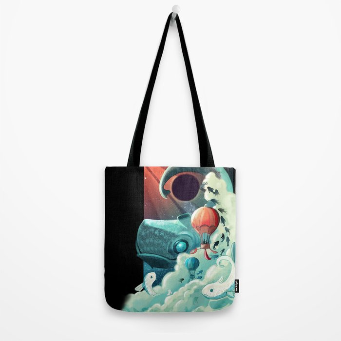 Space Oddity Tote Bag