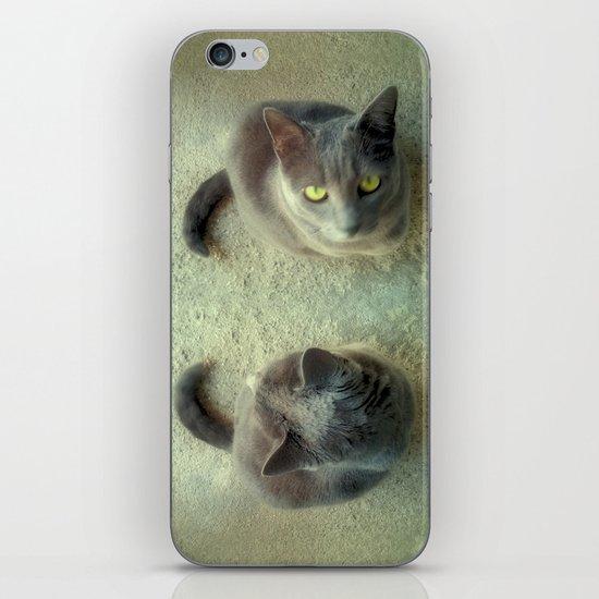 Double Love iPhone & iPod Skin