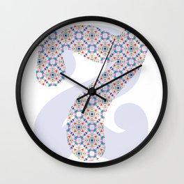 72/27 Wall Clock