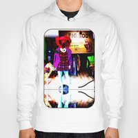 shopping Hoodies featuring Window Shopping by Khana's Web