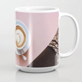 pink latte Coffee Mug