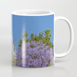 Jacaranda in Portugal Coffee Mug
