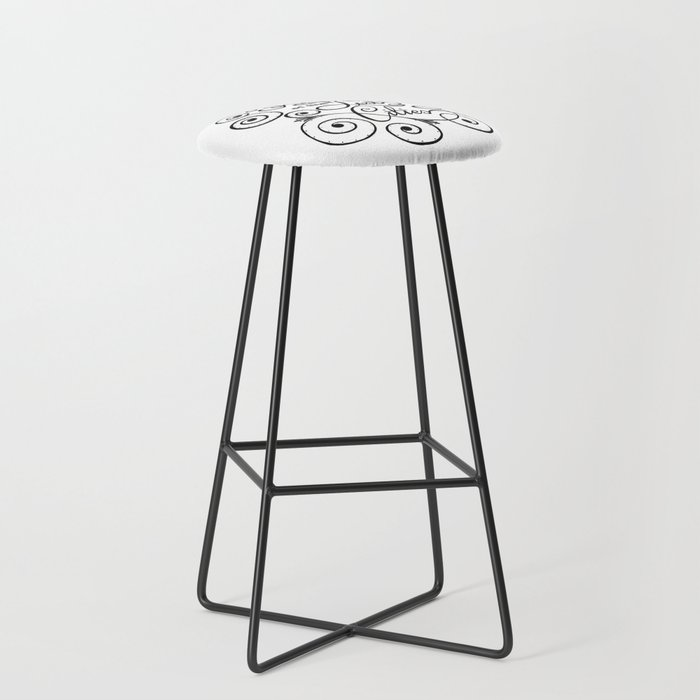 Keeper of the Lost Cities Bar Stool