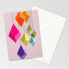 Hanging Ornaments Stationery Cards