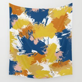 Colorful Abstract I Wall Tapestry