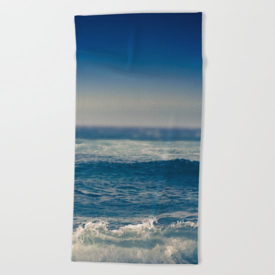 Divine Music of Love Beach Towel