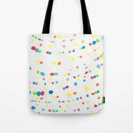 Dot Painting #society6 #buyart Tote Bag