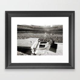 EltonJohn 01 Framed Art Print