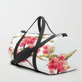 Apple Blossoms Duffle Bag