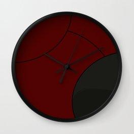 Fittings Wall Clock