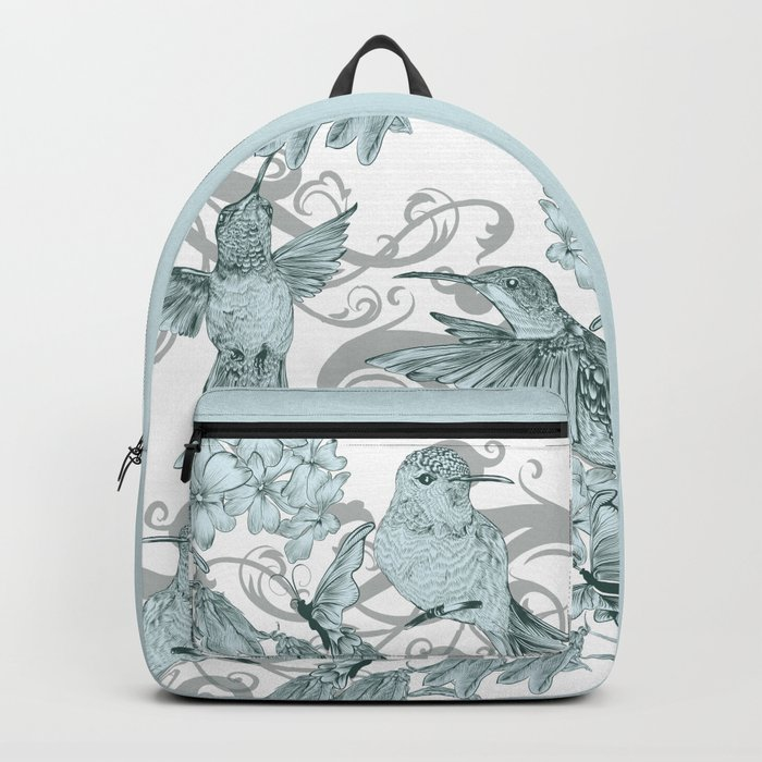 VINTAGE BIRDS Backpack