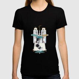 Compression Stroke T-shirt