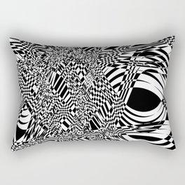 Energy Concentration Rectangular Pillow
