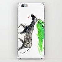 hannibal iPhone & iPod Skins featuring Hannibal  by gunberk