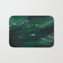 Green Dream Bath Mat