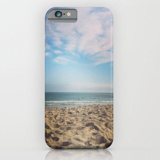 WINTER SEA II iPhone & iPod Case