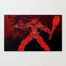 Ultracrash 6 Canvas Print