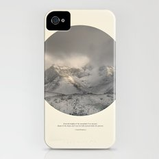 love the mountains... iPhone (4, 4s) Slim Case