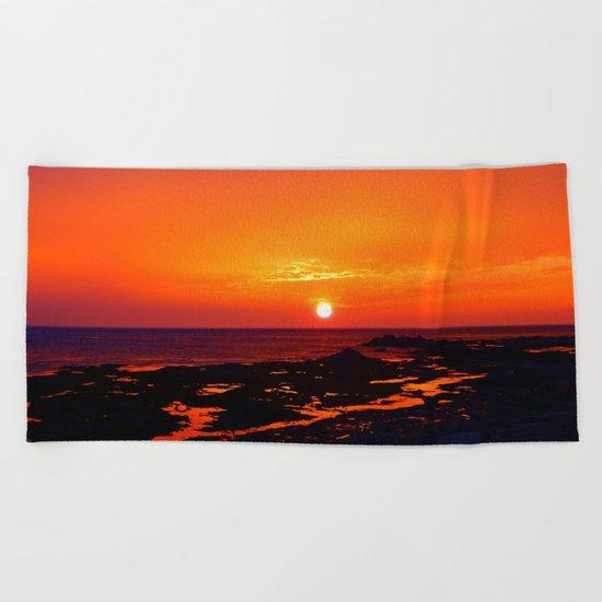 Unbelievable Sunrise Beach Towel