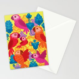 Parakeet´s Club Stationery Cards