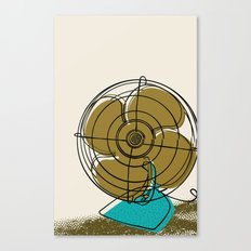 I'm your biggest fan! Canvas Print