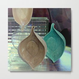 China Bowl, 2, 3 Metal Print