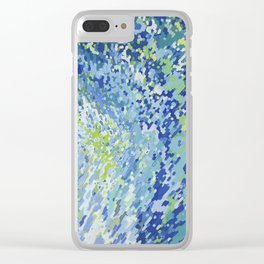 Horseshoe Bay Clear iPhone Case