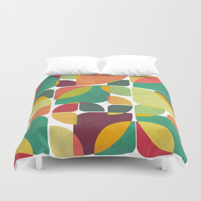 Last days of summer Duvet Cover