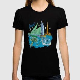Dubai UAE T-shirt