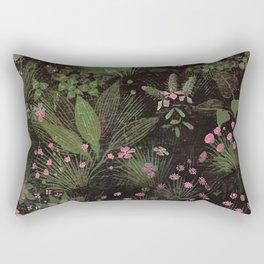 El Trifolium del fraile Rectangular Pillow