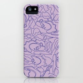 Pastel Pattern II iPhone Case