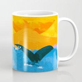 Two whales Coffee Mug