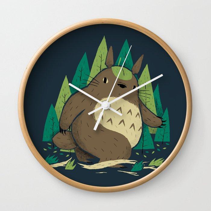 torofoot Wall Clock